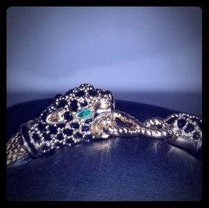 Jewelry - COPY - Jaguar stretch bracelet